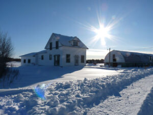 Farm House For Sale In Verner, Near Sturgeon Falls 100 +/-Acres