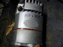 LARGE   DELCO ? RECONDITIONED  ALTENATOR 12  VOLTS 70 AMPS Dianella Stirling Area Preview