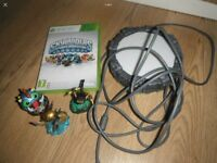 Xbox 360 skylanders spyros adventure game