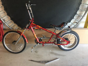 REDUCED - Custom Chopper Bike