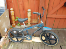 Bmx Raleigh bike from 80s