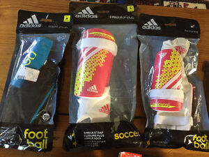 New! Nike or adidas soccer shin pads youth and adults Kitchener / Waterloo Kitchener Area image 2