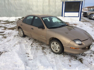 Pontiac sunfire 2.2l safetied