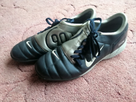 NIKE AIR ZOOM TOTAL 90 III FG FOOTBALL BOOTS UK 11 RARE MADE IN ITALY.