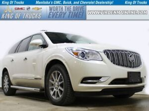 2014 Buick Enclave Leather | 7 Pass | Remote Start | Trailer Equ
