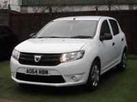 2014 Dacia Sandero 1.2 16v Ambiance 5dr