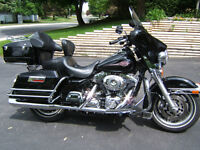 Harley-Davidson Electra Glide Classic.2008
