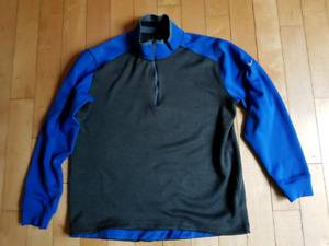 Mens size large Nike Golf Pullover