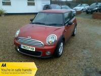 2013 MINI ONE D Sport Chilli HATCHBACK Diesel Manual
