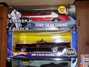 Starsky and Hutch 1976 1:18 Gran Torino Ertl American Muscle Kitchener / Waterloo Kitchener Area image 1