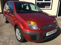 Ford Fusion 1.4TDCi Style +