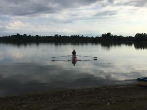 Rowing scull / shell