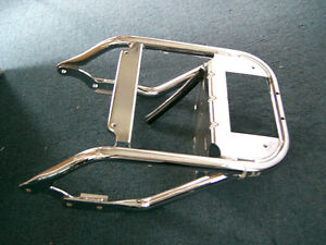 Harley Luggage Rack NEW @recycledgear.ca Kawartha Lakes Peterborough Area image 1