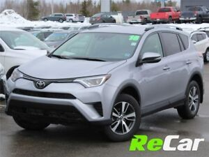 2018 Toyota RAV4 LE | REDUCED | AWD | HEATED SEATS | BACK UP CAM