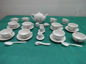 Precious Moments China Mini Tea Sets and another set