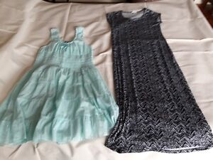 TWO summer dresses like new XL