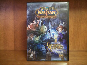WORLD OF WARCRAFT HEROES OF AZEROTH STARTER PACK FOR ONLY $5.00