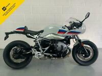 2017 BMW R NineT Racer Petrol white Manual