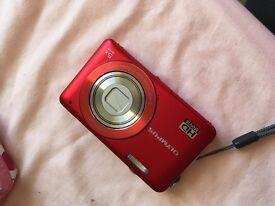 Olympus HD camera