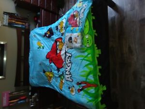 Angry Bird Twin Bedding