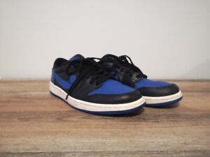 39c9ef72db5 Nike air jordan royal 1 lows OG size 8 (2015)