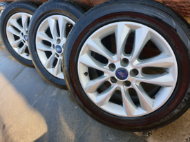 """16"""" Ford mondeo ford transit connect focus alloy wheels"""