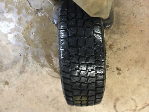 205 50 R16 avalanche xtreme snow tires and rims Kawartha Lakes Peterborough Area image 2