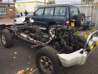 Pajero 2.8 parts available breaking***