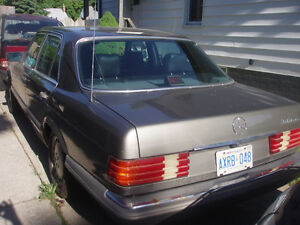 1988 Mercedes-Benz 300 SE Sedan (for fast sell price drop)
