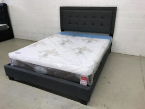 7Day On Sale - Queen Bed Frame $159(pick up)/$179(Free delivery)