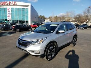 2016 Honda CR-V Touring / AWD / Navigation