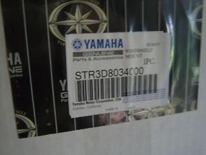 V STAR 1300 WINDSHIELD AND BRACKET KIT OEM London Ontario image 3