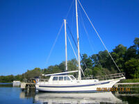 BAYFIELD 36 PILOTHOUSE SLOOP