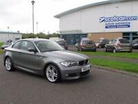 BMW 1 SERIES 2.0 120D M SPORT AUTOMATIC, FINANCE AVAILABLE