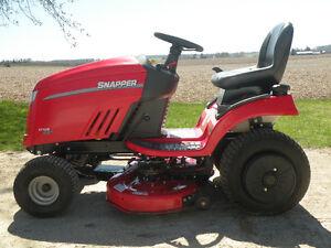 Snapper LT125 Ridding Mower