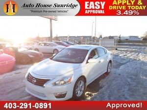 2013 Nissan Altima S Heated Seats Sunroof B.Cam!!!