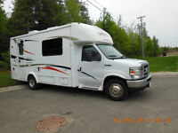 24 Ft Motor Home for sale $49,000