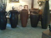 leaving country  Imported African Clay pots