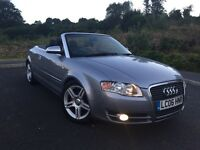 Audi A4 convertible 2.0 tdi 2006 great condition