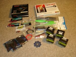 NEW R/C QUADCOPTER/DRONE POWER PACKAGE + KK2 F/C