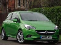 2015 Vauxhall Corsa 1.4i VVT Turbo SRi VX-Line (s/s)**LOW MILES + DAB + XENONS*