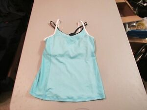 Womens Blue K-Swiss Athletic Top
