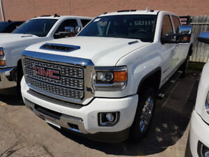 GMC Sierra 2500 HD Diesel , Brand New !! Summit White