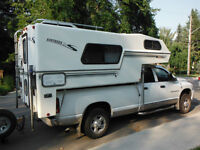 Northern Lite 9.6ft Truck Camper