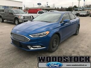 2017 Ford Fusion Titanium  0 % OAC, UP TO 72 MOS, EXTRA $1000 FO