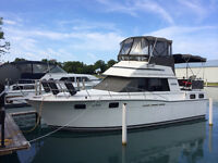 CARVER 32 AFT CABIN - REDUCED 3K FOR LATE SEASON SALE!