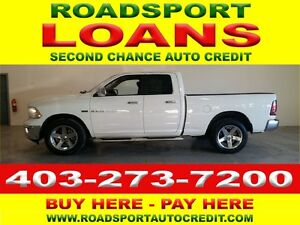 2011 Dodge RAM 1500 CALL DIRECT 403-536-6776 $29 DN APPROVED