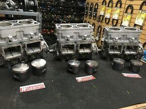 moteurs Polaris RMK reconditionnés (short block)
