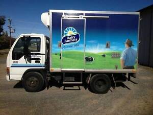 Dairy Farmers Franchise Milk Run for Sale Inverell Inverell Area Preview