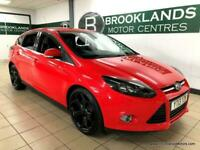 2013 Ford Focus ZETEC 1.6 TDCI [ST ALLOYS & £20 ROAD TAX] HATCHBACK Diesel